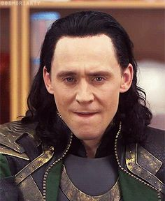I just can't Loki