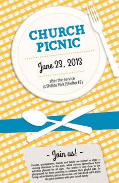 church picnic by marrianne russell via behance