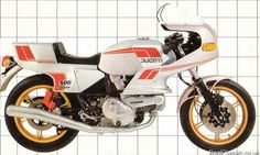 Ducati Pantah, Motorcycle, Vehicles, Motorcycles, Car, Motorbikes, Choppers, Vehicle, Tools