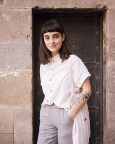 OJO sur Instagram : Love cotton and linen fabrics sooo much! Light cotton shirt: @littlecreativefactory Photo by @tiago.maximo
