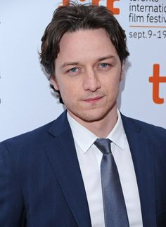 Actor James McAvoy will be supporting his new film,The Disappearance of Eleanor Rigby: Him  and Her, at #TIFF13.