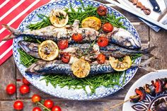 It's samphire season! Celebrate with this delicious recipe. Fish is the perfect accompaniment to this maritime vegetable and we team it here with fresh local mackerel.
