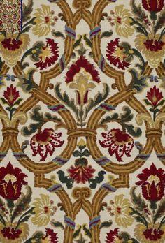 Photos of Schumacher fabrics