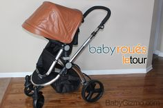 Baby Roues Le Tour - New Luxury Stroller