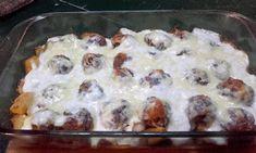 Retete cu margareta cismasiu: Chiftelute cu cartofi in sos de smantana