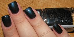 NYC Electric Nail Glossies - Midnight