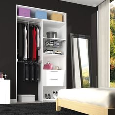 1000 images about dressing amenagement on pinterest. Black Bedroom Furniture Sets. Home Design Ideas