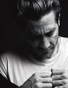 Dang, Jake. You look better wrinkly. Jake Gyllenhaal for VMAN