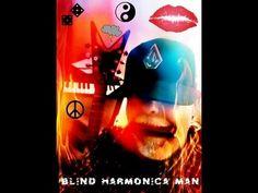 """WHAT A WONDERFUL WORLD"" - BLIND HARMONICA MAN"