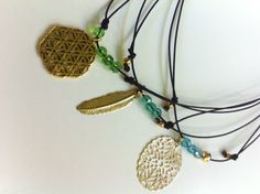 3 necklace pack by nunKi // #necklace #colar #bijuteria #bijutaria