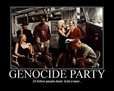 BSG V84 - Humans Rejoice, It's Party Time !   Battlestar Galactica: Exodus Expansion   BoardGameGeek