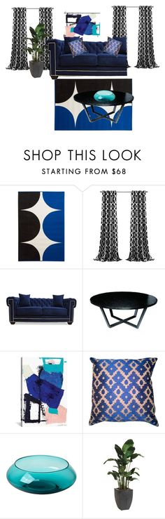 """Pattern"" by prissygurla1 ❤ liked on Polyvore featuring interior, interiors, interior design, home, home decor, interior decorating, Marimekko, Allan Copley Designs, iCanvas and Ethan Allen"