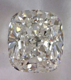1.04-Carat Cushion Modified Brilliant Cut Diamond  $5623.80
