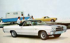 1970 Chevrolet El Camino SS |