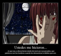 #ElfenLied #Lucy #Anime #Manga #idol