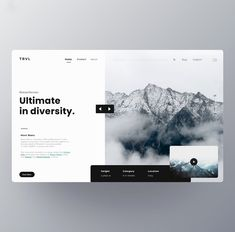 Learn UI/ UX design processes and systems that you can put to work immediately on your own projects. Ui Ux Design, Layout Design, Design Responsive, Minimal Web Design, Website Design Layout, Logo Design, Web Design Trends, Web Design Company, Web Layout