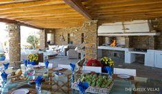 Luxury Tinos Villas, Tinos Villa Gregale, Cyclades, Greece