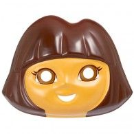 Grab this Dora the Explorer Party Mask to enjoy a learning adventure! Grab your backpack and your friend Boots and jump in for a fun adventure! Grab this fun mask to have a blast at your next Dora the Explorer birthday party. Halloween Club, Trendy Halloween, Halloween Costumes, Disney Balloons, Helium Balloons, Wholesale Party Supplies, Kids Party Supplies, Wholesale Balloons, Plastic Mask