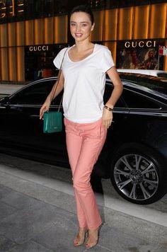 Need pink pants.