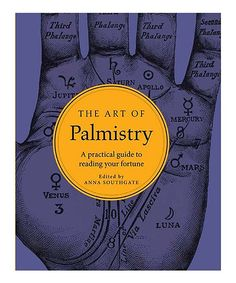 Sterling The Art of Palmistry Hardcover | zulily
