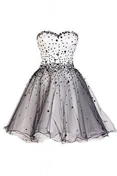 Ellames Sweetheart Short Prom Cocktail Homecoming Dresses For Juniors Black US 10 Ellames http://www.amazon.com/dp/B00SD3Z1ZU/ref=cm_sw_r_pi_dp_PKC-ub05NHY71