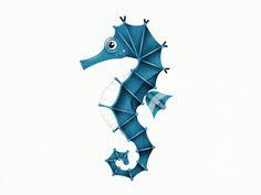 Littleseahorse_dribbble_robkemerink