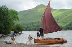 A new film version of Swallows and Amazons brings the rural way of life back to…