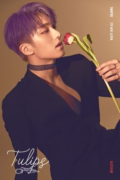 [] SNUPER 5th Mini Album '#BLOSSOM' CONCEPT PHOTO #SEBIN #세빈  2018.04.24 12PM #SNUPER #Tulips #스누퍼 #튤립