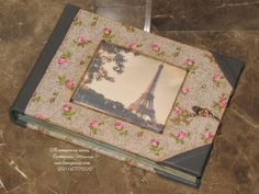 Альбом про Париж