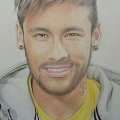 Image in Neymar Jr. Messi Soccer, Soccer Drills, Play Soccer, Football Players, Sport Football, Football Soccer, Psg, Fc Barcalona, Soccer Drawing