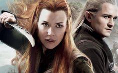 Tauriel and Legolas