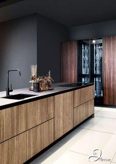 Kitchen Tops, Kitchen Decor, Kitchen Design, Kitchen Ideas, Black Kitchens, Cool Kitchens, Fixer Upper Kitchen, Kitchen On A Budget, Beautiful Kitchens
