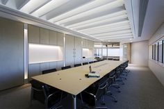 Novion Property Group - interior design by futurespace creating a new workplace culture for a new business
