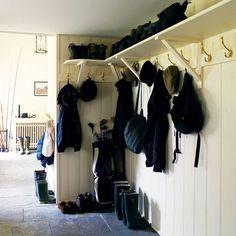 hallway shelves - Google Search