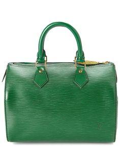 Louis Vuitton Borneo Green Epi Leather Speedy 25 is on Rue. Shop it now.