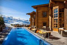 EL LODGE SKI RESORT | SPAIN - ski resort located on the slopes of the Sierra Nevada Mountains. more at jebiga.com #spain #ski #resort #travel #hotel #spa