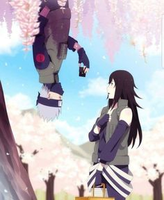 Kakashi and his lover maybe ♥♥♥ #cute