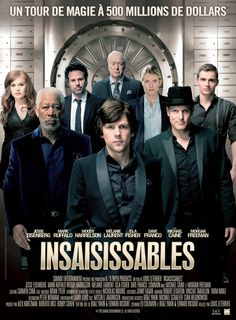 Now you see me (Insaisissables) (2013)