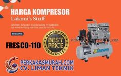 harga-kompresor-lakoni-fresco-110-tanpa-oli-listrik-dealer-jakarta-perkakas-murah Air Compressor, Fresco, Fresh