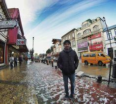 Snowy Chile #tb #chile #puntaarenas #snowy #southpole #offshorelife #goprohero3 #goprooftheday #goprochile #gopromalaysia #colors #town #buildings #takpanaske #akuyangpakaikauyangpanas #streetphoto by haizattabdul