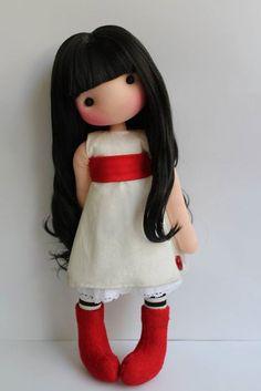 Como hacer muñecas bonitas de tela                                                                                                                                                      Más