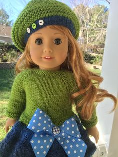 Knitting patterns galore basic 18 inch doll sweater doll clothes american dolls doll outfits ag dolls clothing racks hand knitting crochet clothes doll clothes tejidos puppets dt1010fo
