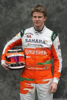 Nico Hulkenberg, Australian Grand Prix, Melbourne, Australia, 18 March 2012.