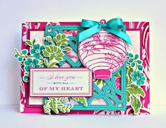 Crafty Creations with Shemaine: New from Anna Griffin: Chinoiserie