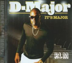 Reggae Land Muzik Store - D - Major : It's Major CD, $15.98 (http://www.reggaelandmuzik.com/d-major-its-major-cd/)