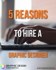 In this article I will tell you 5 reasons why you should hire a graphic designer and not trying to develop your brand identity and website yourself.