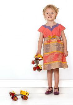 Oliver + S Roller Skate Dress sewing pattern