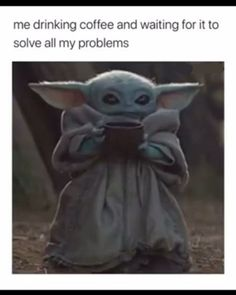 Funny True Quotes, Stupid Funny Memes, Funny Relatable Memes, The Funny, Hilarious, Funny Stuff, Yoda Funny, Yoda Meme, Really Funny