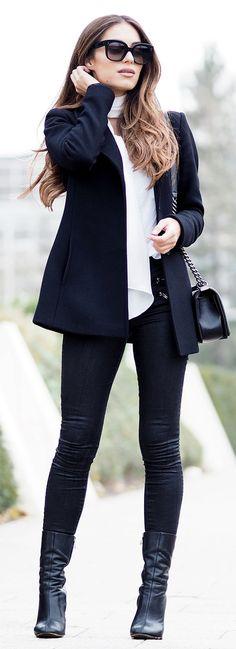 Shoes – Chloe Jacket – Reiss Jeans – Missguided Tee – Missguided Bag – Chanel Sunnies – Celine Neckscarf – DIY
