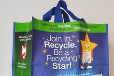 Cromwell polythene multi-trip bags are a must for local authorities seeking to boost #recycling rates in flats & tenement dwellings.